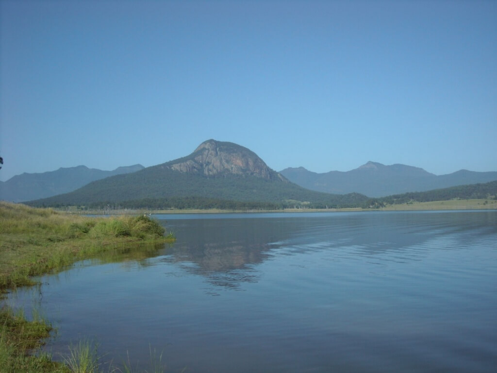 Lake Moogerah, Queensland, Australia