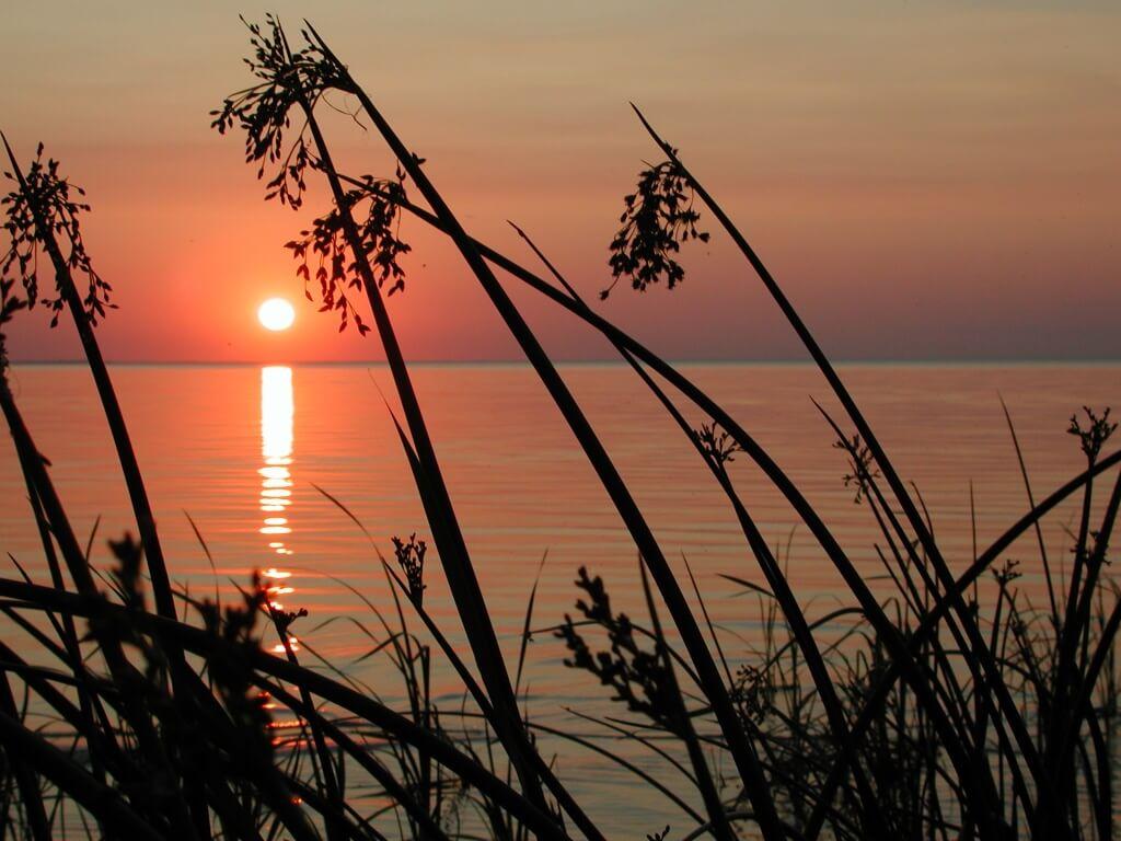 Lake Manitoba, 2003 by Heidi den Haan